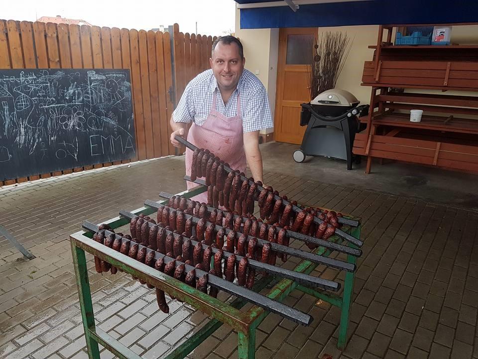 Václav Frič, restaurace Na Pekárně