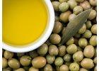 Olivy a nakládaná zelenina