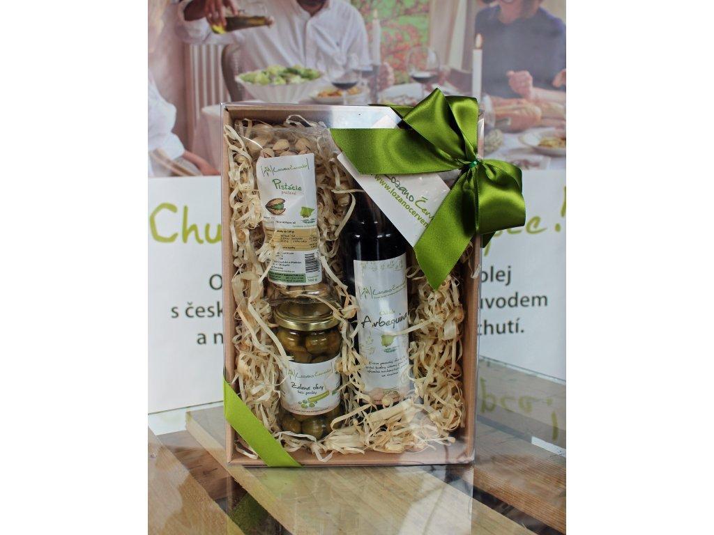 darček olive