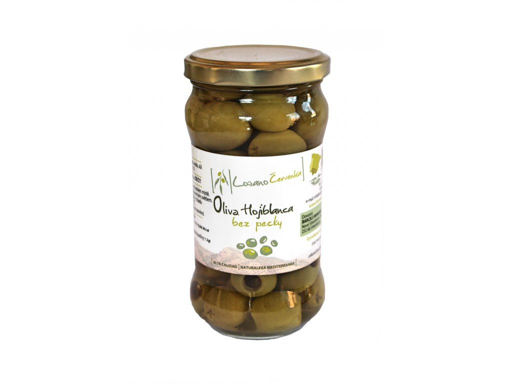 Olivy Hojiblanca