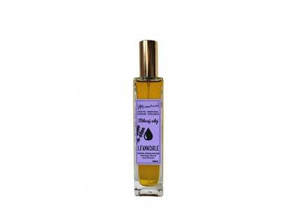 tělový olej levandule 2