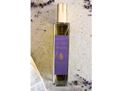 Telový olej s levanduľou
