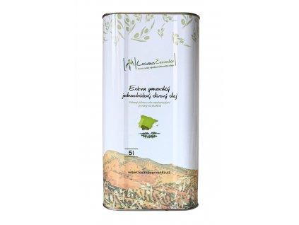 Arbequina 5 l extra panenský olivový olej