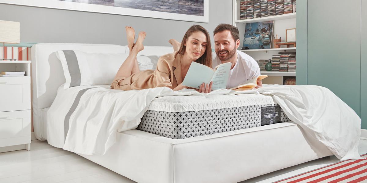Proč koupit matraci Magniflex?