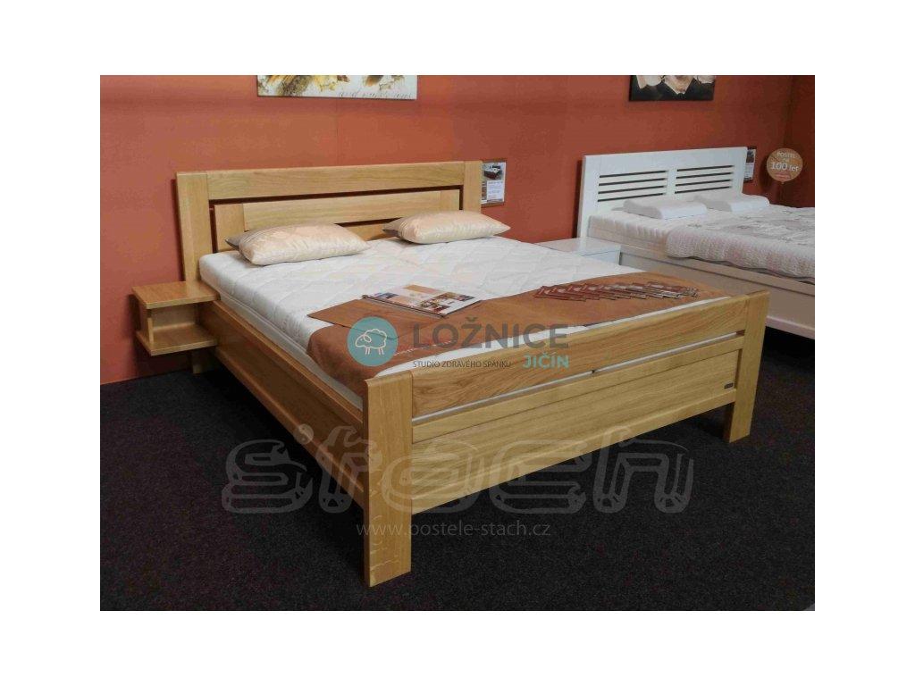 6079 for14 postel s uloznym prostorem inari
