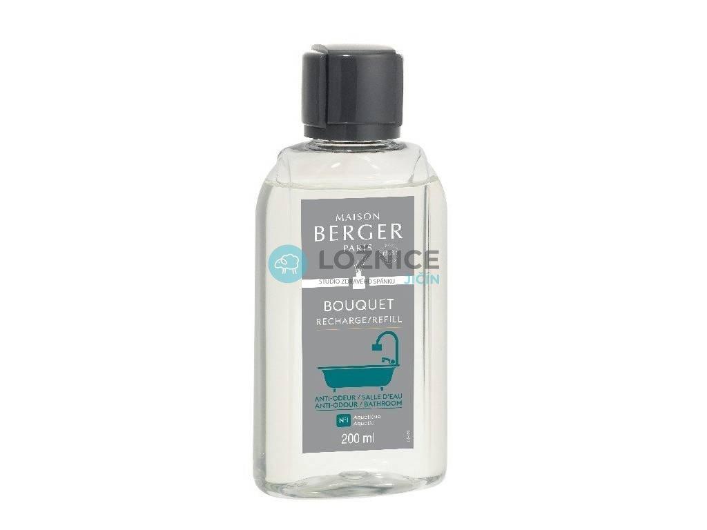 Náplň do difuzéru Proti zápachu z koupelny-Aquatic 200 ml