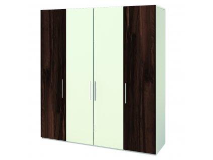 Vally šatní skříň (šířka 50 cm)