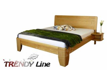 7084 kiruna orez drevena postel kiruna