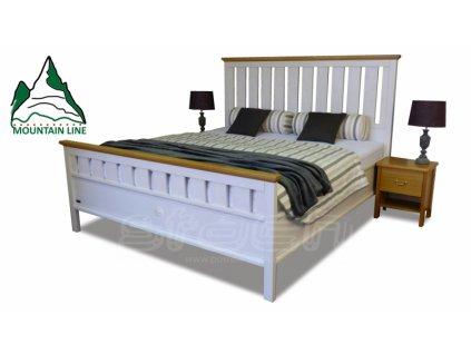 6989 omalo orez postel s uloznym prostorem omalo