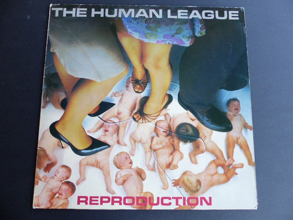 Reproductions: Songs of The Human League - Wikipedia