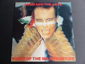 ADAM AND THE ANTS - Kings Of The Wild Frontier / 1980