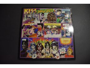 KISS -  Unmasked / 1980