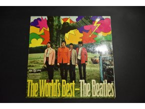 THE BEATLES - The World's Best / 1981