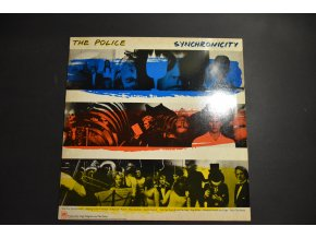 THE POLICE - Synchronicity / 1983