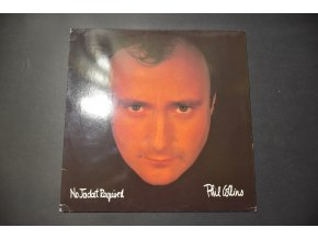 PHIL COLLINS - No Jacket Required / 1985