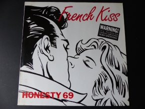 HONESTY 69 - French Kiss / 1989