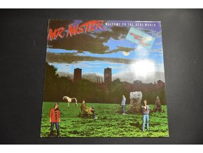 MR. MISTER - Welcome To The Real World / 1985