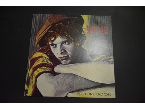 SIMPLY RED - Picture Book / 1985
