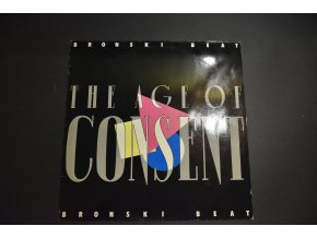 BRONSKI BEAT - The Age Of Consent / 1984