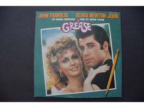 GREASE - Original Motion Picture Soundtrack / 1978