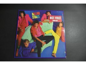 THE ROLLING STONES - Dirty Work / 1986