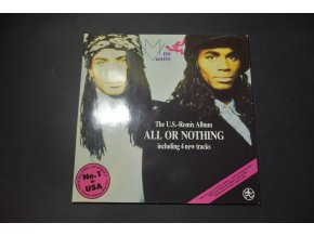 MILLI VANILLI - All Or Nothing - The U.S. Remix Album / 1989