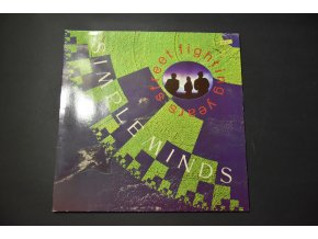 SIMPLE MINDS - Street Fighting Years / 1989