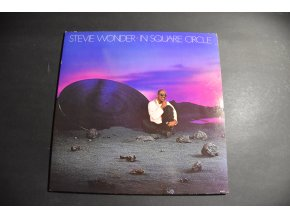 STEVIE WONDER - In Square Circle / 1985