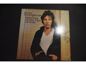 BRUCE SPRINGSTEEN - Darkness On The Edge Of Town / 1978
