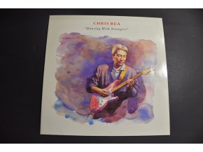 CHRIS REA - Dancing With Strangers / 1987