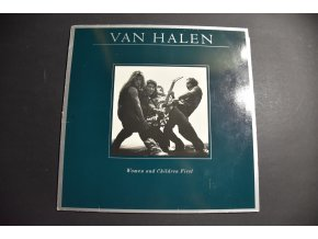VAN HALEN - Women And Children First / 1980