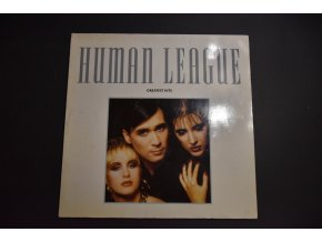 THE HUMAN LEAGUE -  Greatest Hits / 1988