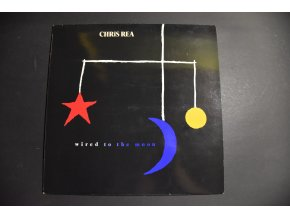 CHRIS REA - Wired To The Moon / 1984