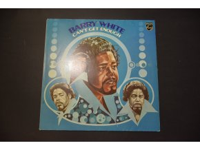 BARRY WHITE - Can't Get Enough / 1974