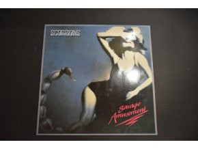 SCORPIONS -  Savage Amusement / 1988
