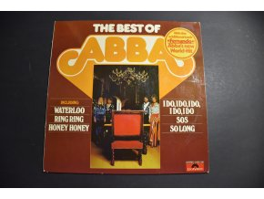 ABBA - The Best Of ABBA / 1976