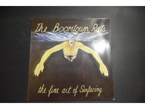 THE BOOMTOWN RATS - The Fine Art Of Surfacing / 1979