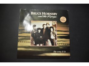 BRUCE HORNSBY AND THE RANGE - The Way It Is / 1986