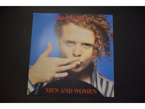 SIMPLY RED - Men And Women / 1987