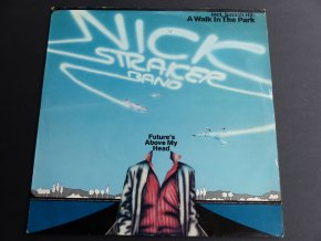 NICK STRAKER BAND - Future's Above My Head / 1979