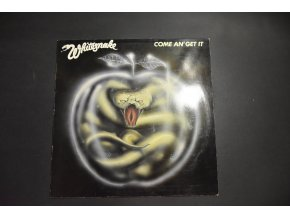 WHITESNAKE - Come An' Get It / 1981