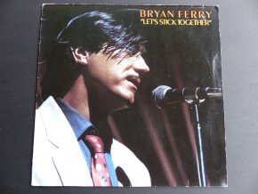 BRYAN FERRY - Let's Stick Together / 1976
