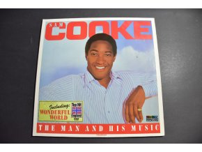 SAM COOKE - The Man And His Music / 1986