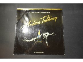 MODERN TALKING -  In The Middle Of Nowhere - The 4th Album / 1986