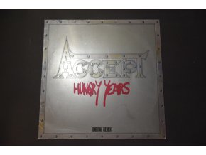 ACCEPT - Hungry Years / 1986