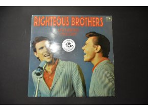 THE RIGHTEOUS BROTHERS - Righteous Brothers / 1963