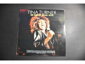 TINA TURNER feat. IKE & The Ikettes ‎- 20 Great Soul Hits / 1987