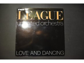 THE HUMAN LEAGUE (THE LEAGUE UNLIMITED ORCHESTRA) - Love And Dancing / 1982