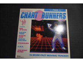 VARIOUS - Chart Runners Part 2 / 1983