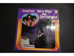 BARRY WHITE AND LOVE UNLIMITED - Grand Gala / 1974